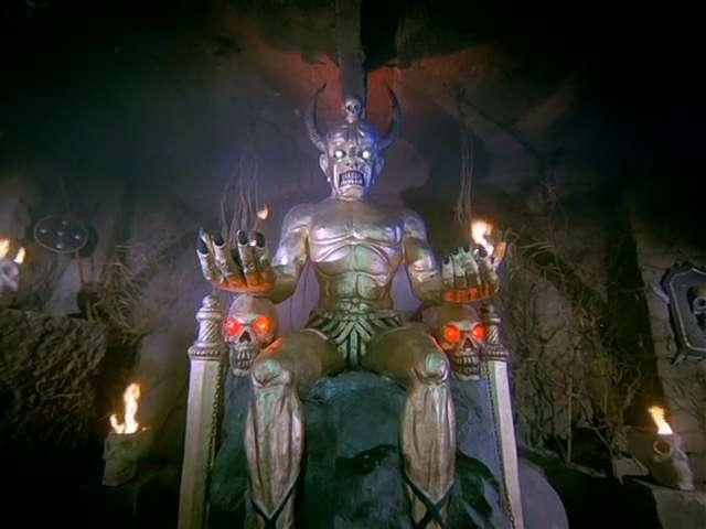 Veerana Evil God