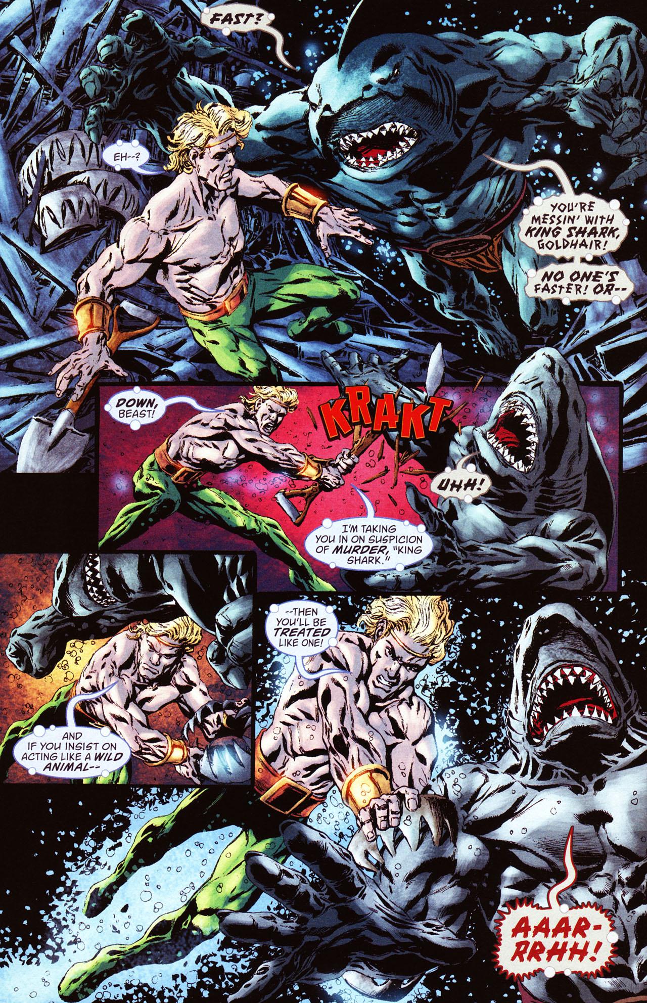Read online Aquaman: Sword of Atlantis comic -  Issue #46 - 20