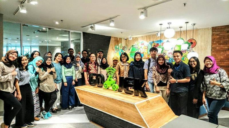 Lowongan Staff Aministrasi Gojek 2018 (Pendaftaran Online)