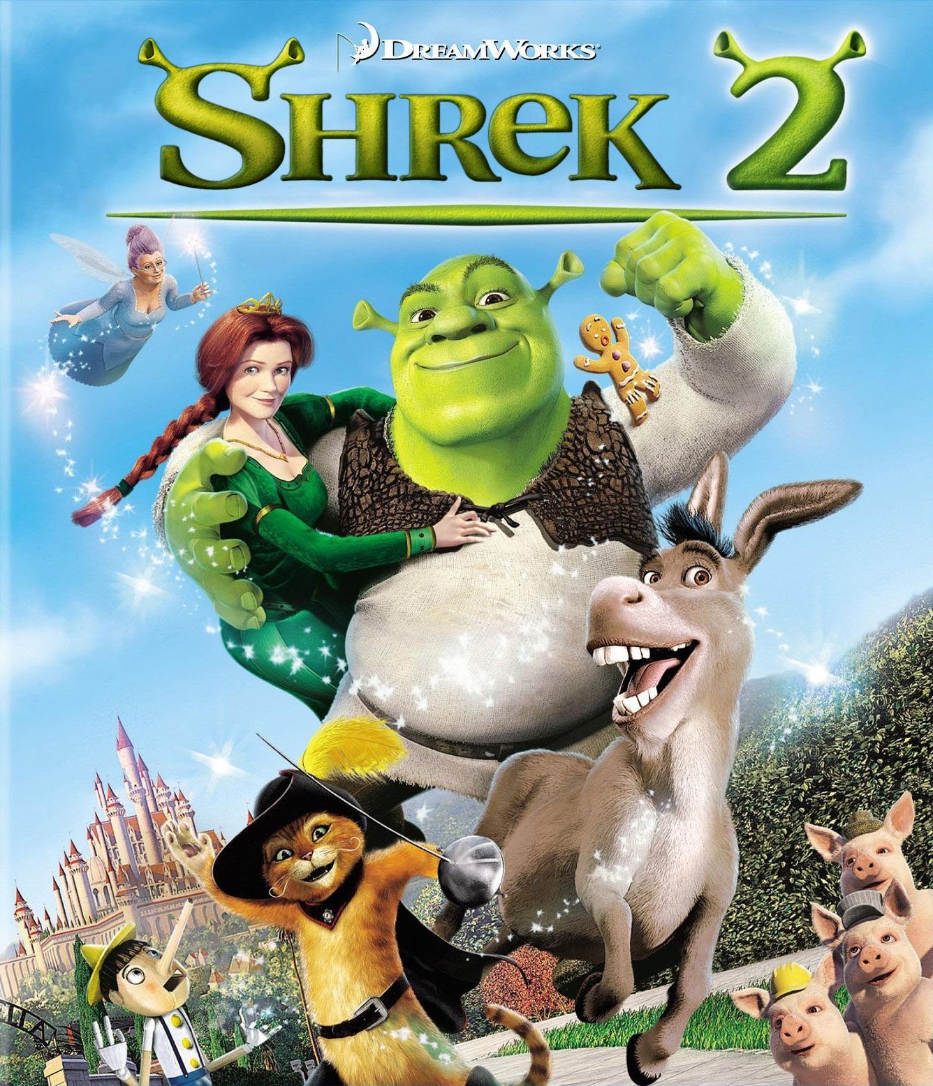 Filme | Shrek 2(1080p/dual)