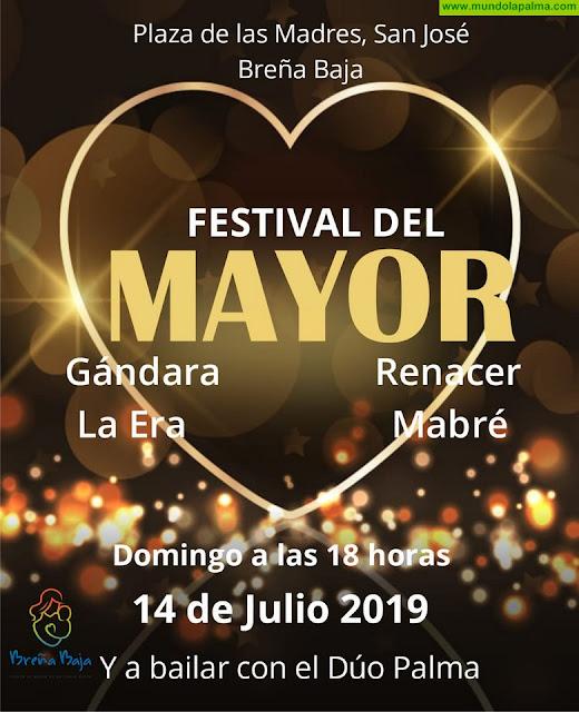 SANTA ANA 2019: Festival del Mayor