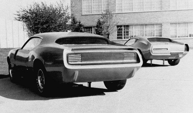 All About Muscle Car New Muscle Car Concept For 1975 Plymouth Barracuda