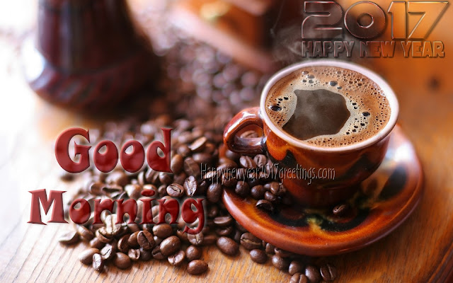New Year 2017 Good morning Pictures