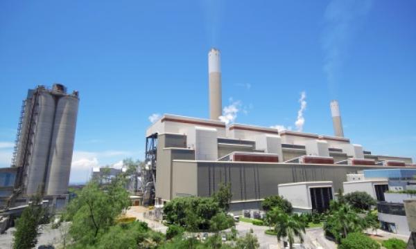 Projet de troisième centrale électrique au charbon