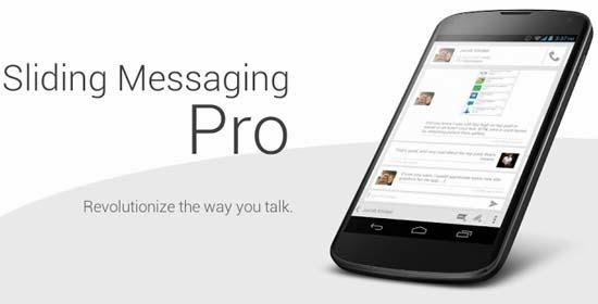 Sliding Messaging Pro Apk