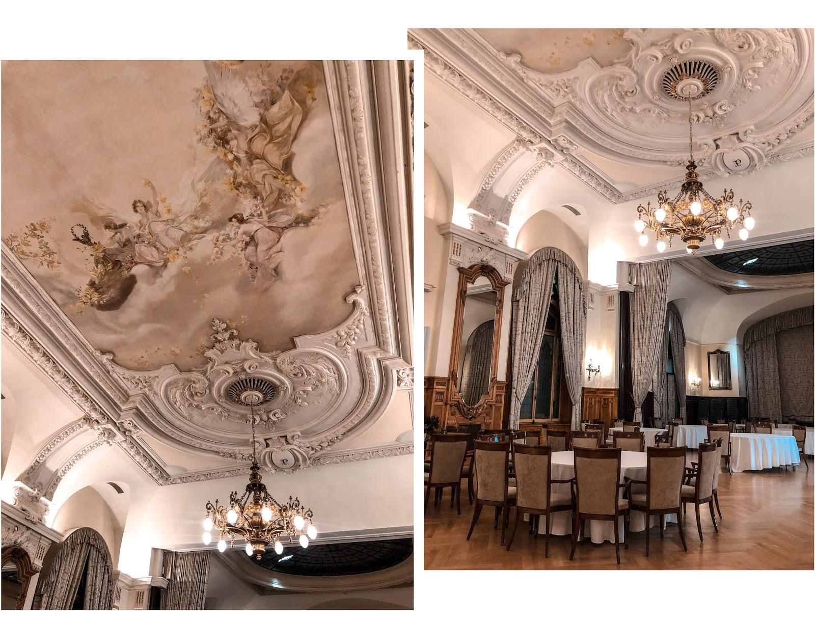 Fairmont Le Montreux Palace blog voyage