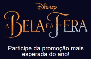 Promoção Vivo e Claro Filme A Bela e a Fera 2017