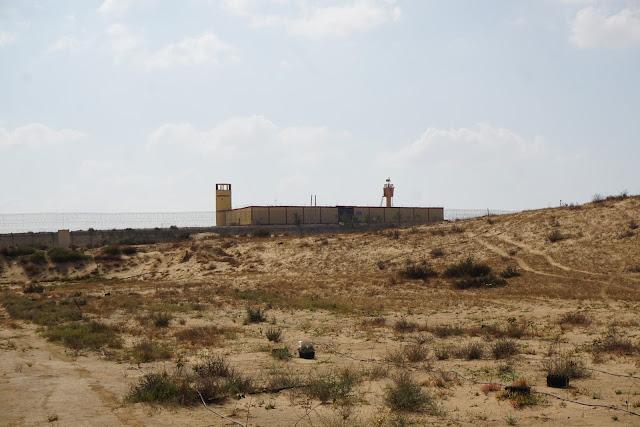 הגבול עם מצרים בנגב