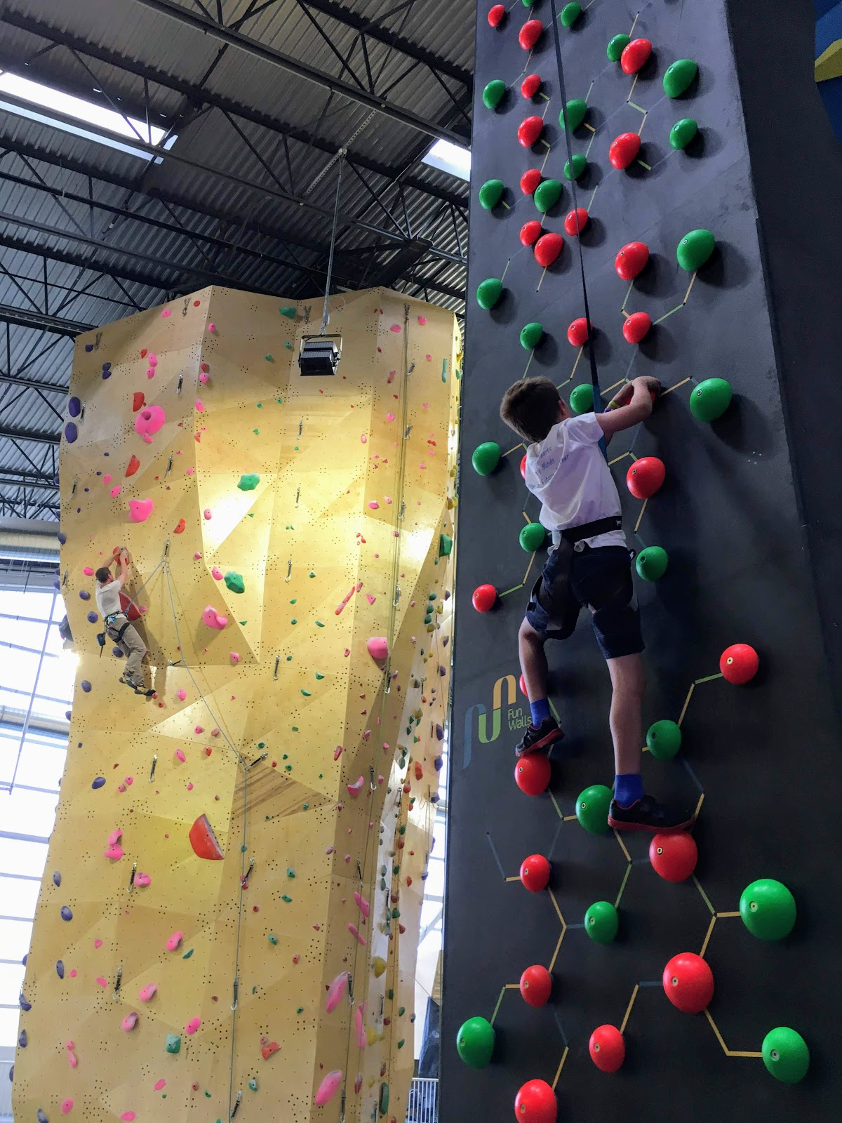 Climbing the Molecules Wall with one of