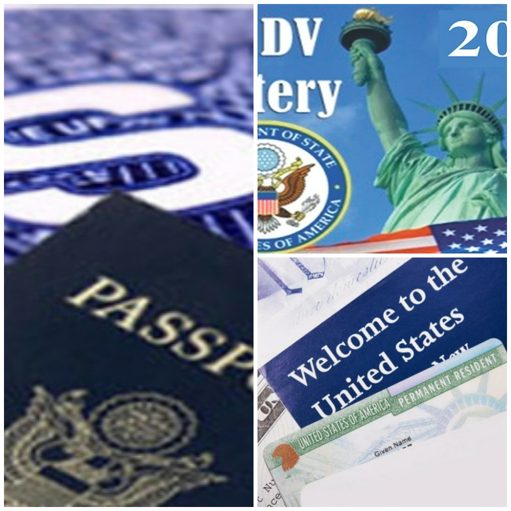 Results Of The 2019 US Green Card Lottery (Diversity Visa