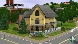 Americana as see in TS3