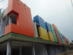 Alumebond Aluminium Composite Panel
