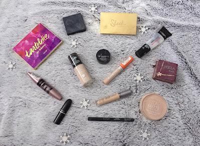 Christmas makeup up look tutorial