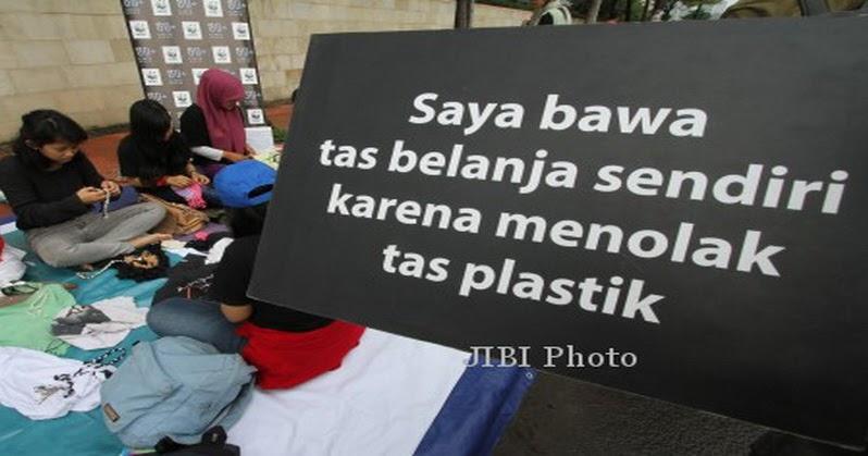 GERAKAN INDONESIA DIET KANTONG PLASTIK