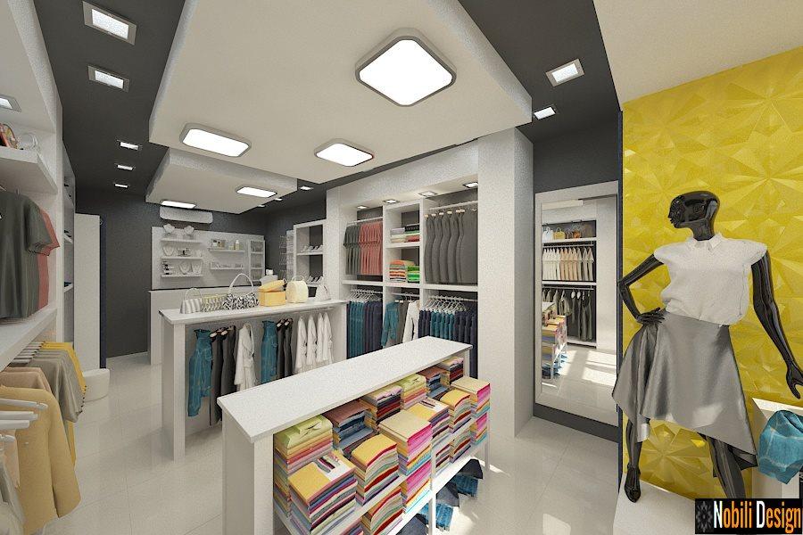 Design interior vila moderna Targoviste - Design interior casa stil clasic Targoviste / Arhitect | Design interior magazin haine incaltaminte - Targoviste