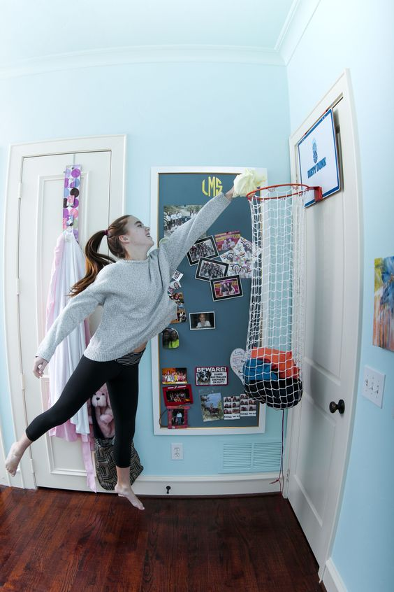 Susan Heim On Parenting No More Dirty Clothes On The Floor With The Dirty Dunk Giveaway