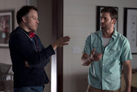 Chris Evans and Marc Webb on the set of Gifted (2016) (6)