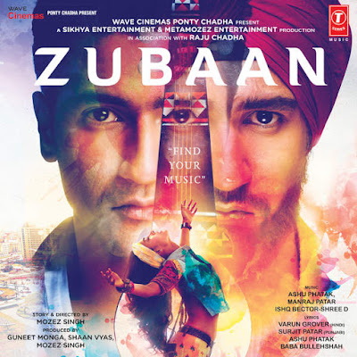 Zubaan 2016 Hindi WEB HDRip 480p 300mb