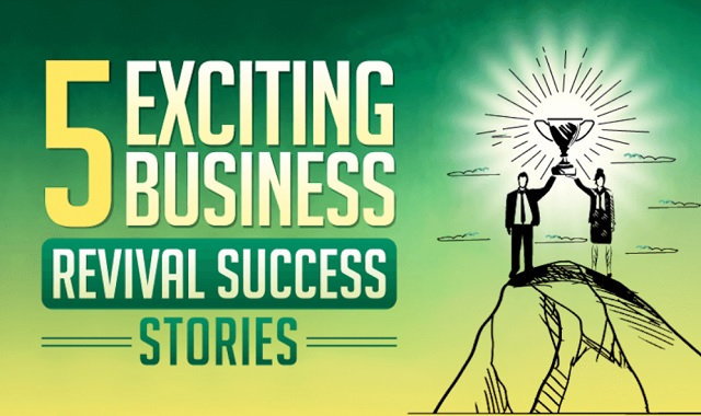 5 Exciting Business Revival Success Stories