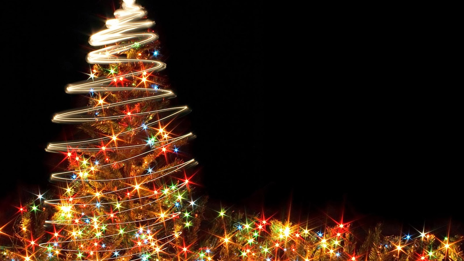 Christmas Trees HD Wallpapers Free Download ~ Unique Wallpapers