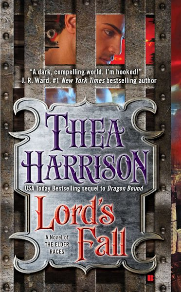 Interview with Thea Harrison and Giveaway - November 9, 2012
