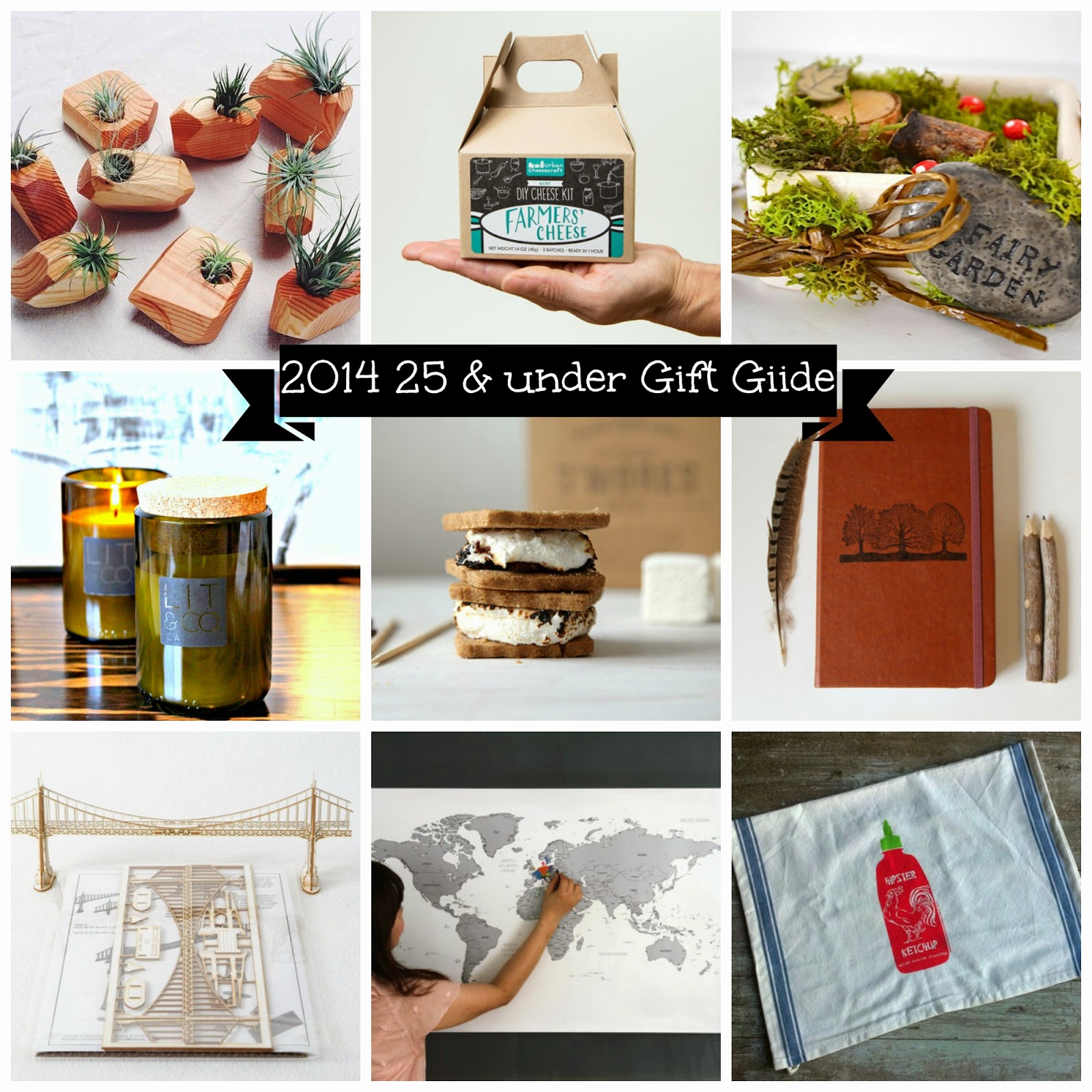 The Chic Country Girl: 2014 Holiday Gift Guides: Unique