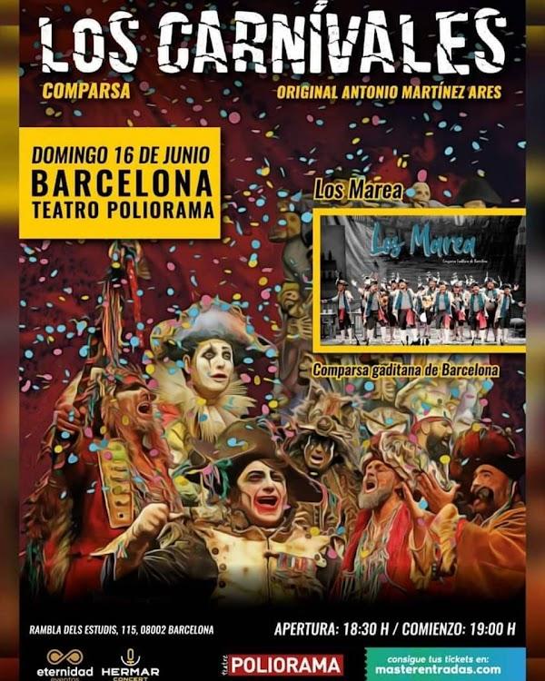 Los Carnivales en Barcelona
