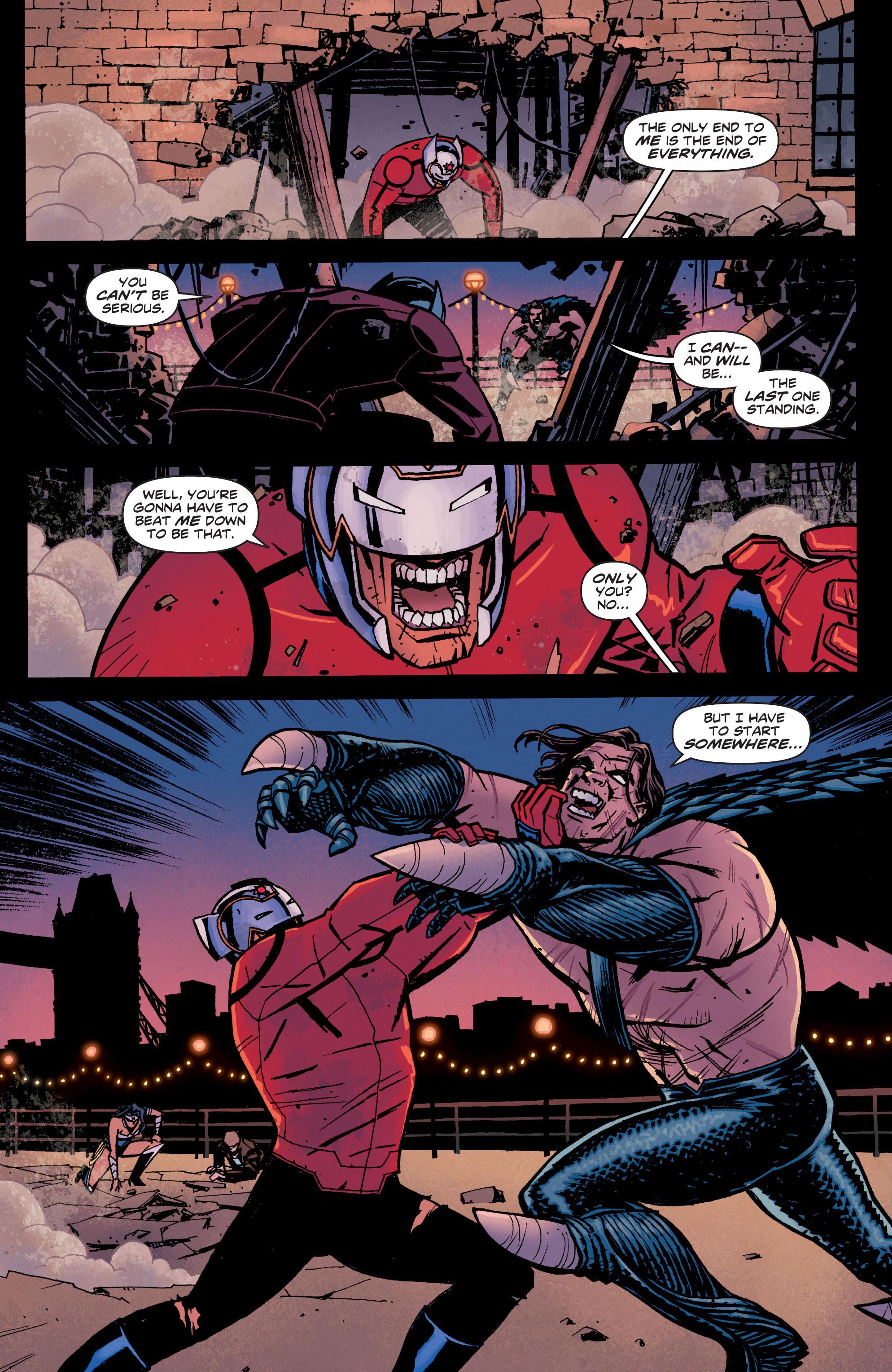 Read online Wonder Woman (2011) comic -  Issue #21 - 13