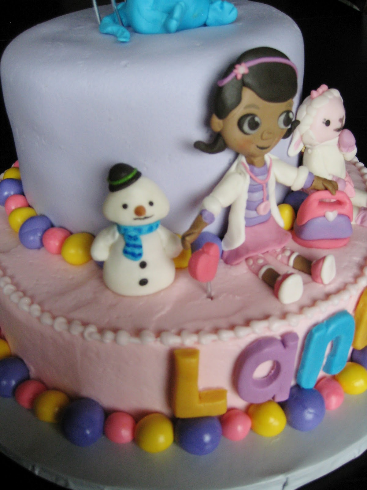 Doc Mcstuffins Cakes And Cupcakes