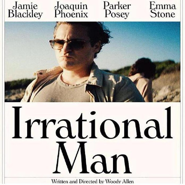 IRRATIONAL MAN - Woody Allen
