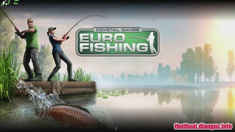 Download Game Euro Fishing: Bergsee Full Cr@ck