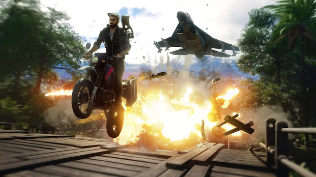 Just Cause 4 Free Download Pc Game
