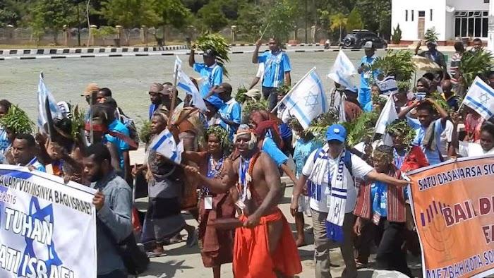 Pengibaran Bendera Israel di Papua Dinilai Nodai Perjuangan Diplomatik Republik Indonesia