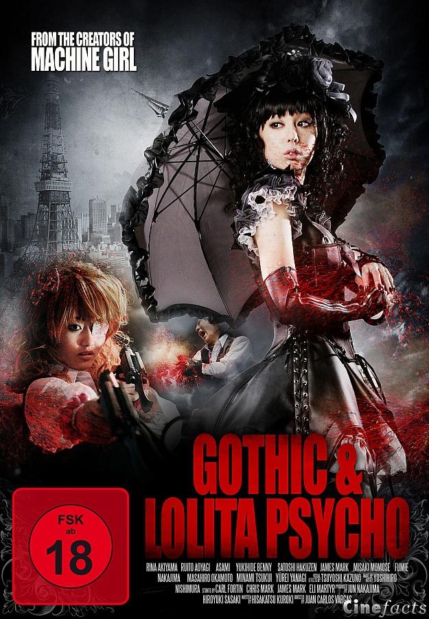 Gothic & Lolita Psycho affiche