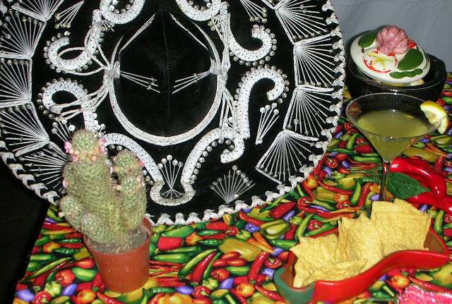 Image: Cinco de Mayo Party Table, by Mary R. Vogt on MorgueFile