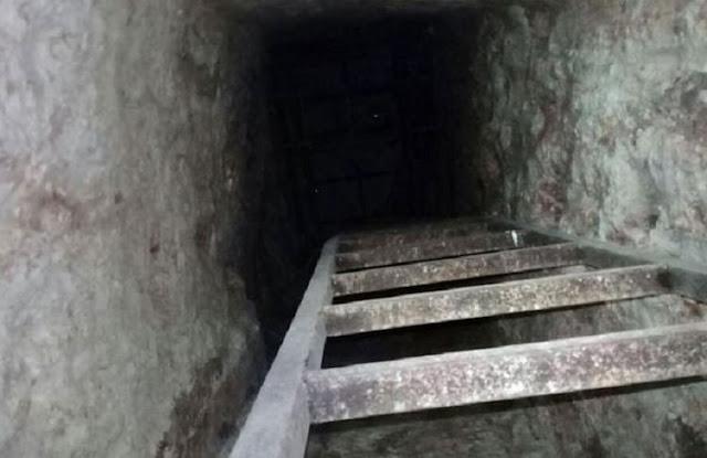 العثورعلى أجهزة اتصال وبث فضائي وشبكة أنفاق في تيرمعلة بريف حمص.