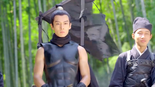 Sheng Yi Lun in ep8 of Go Princess Go