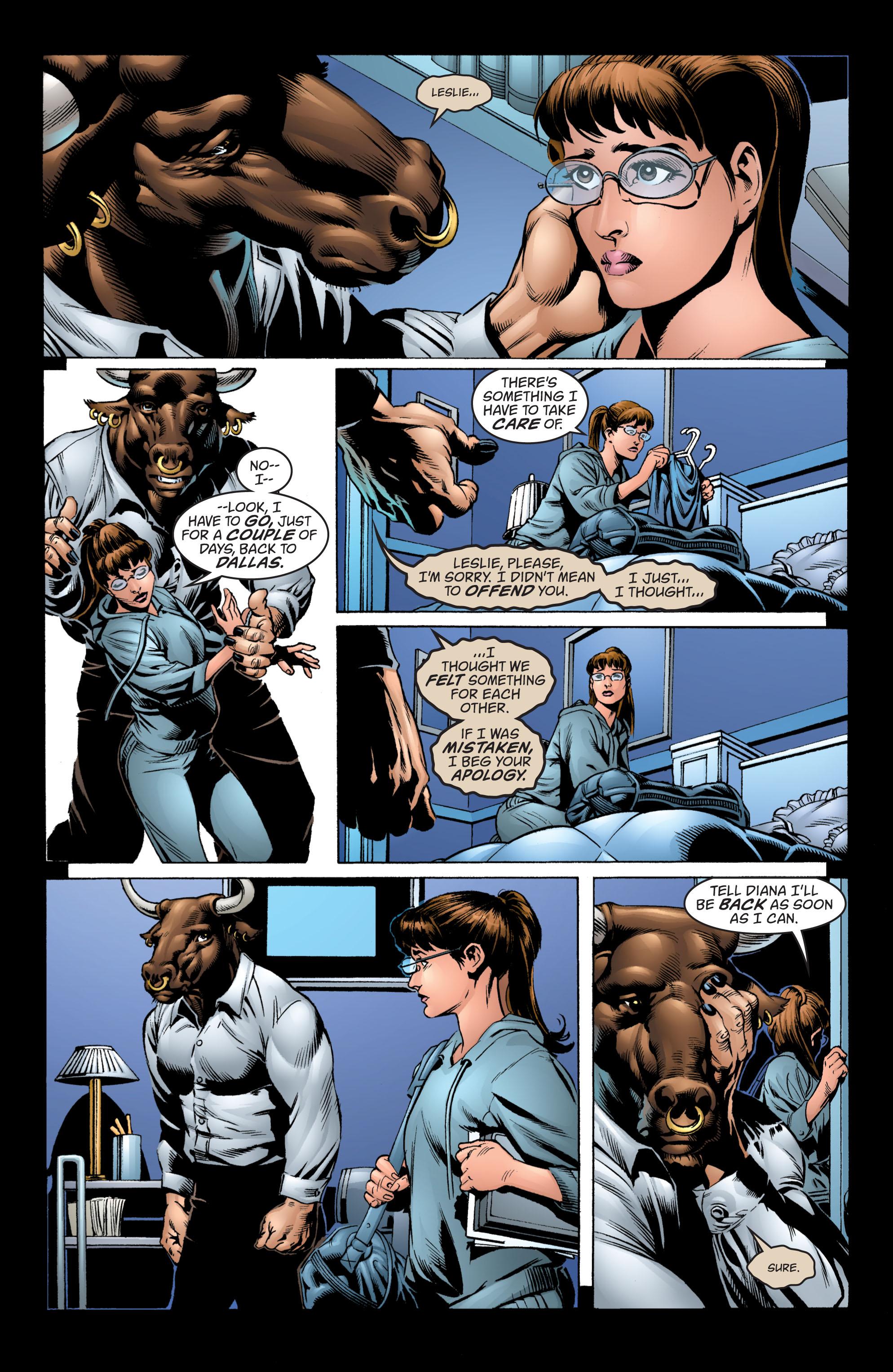 Read online Wonder Woman (1987) comic -  Issue #215 - 11