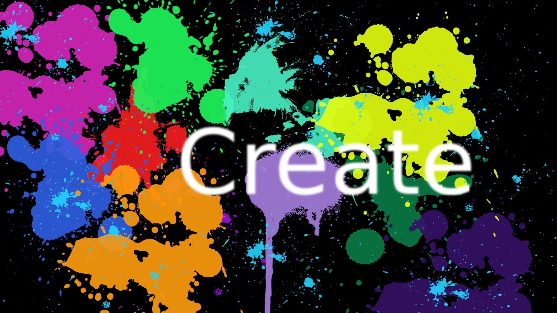 Create | Full HD Desktop Wallpapers 1080p