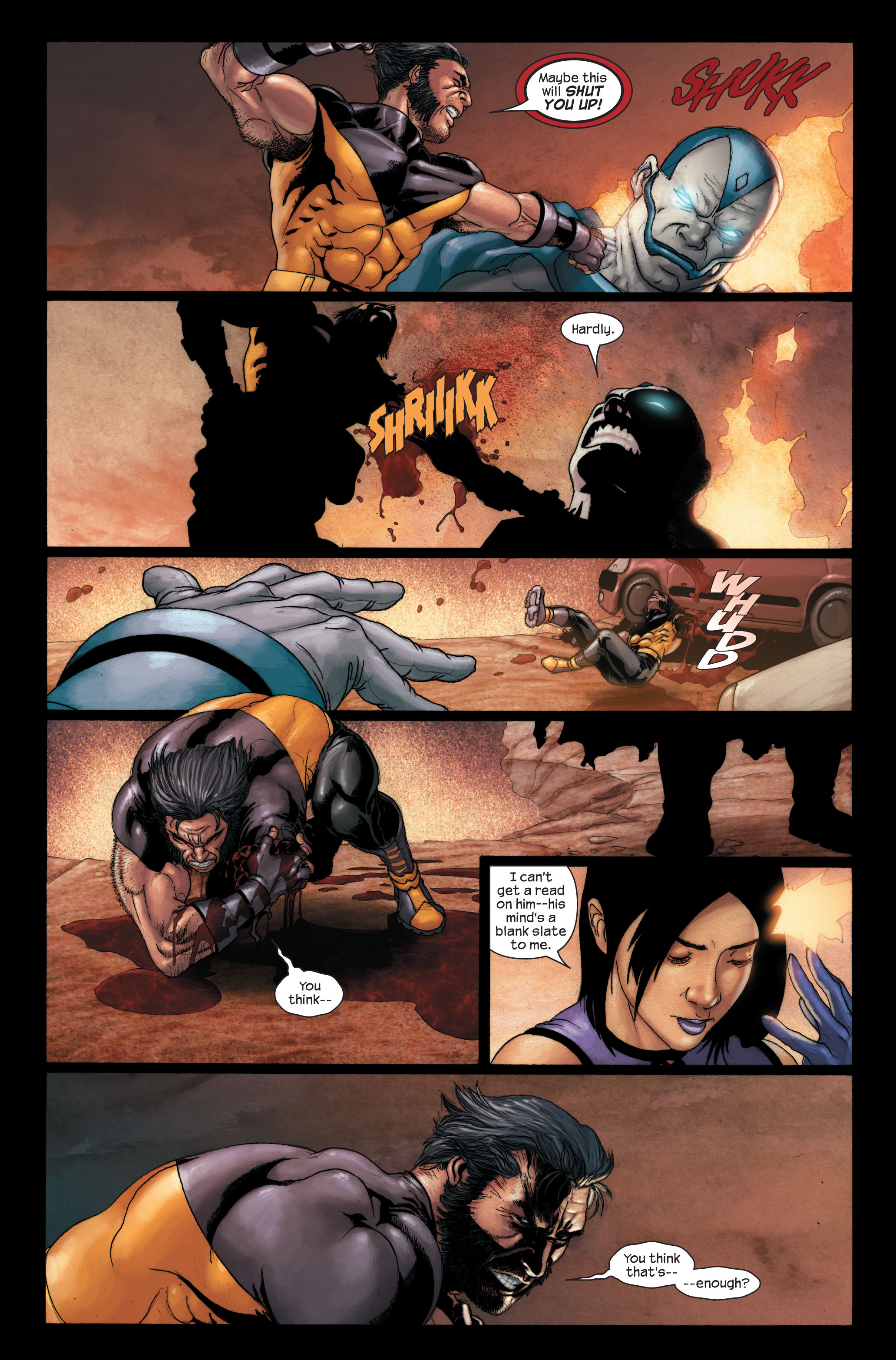 Read online Ultimate X-Men comic -  Issue #91 - 9