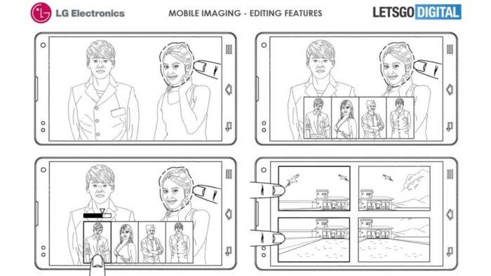 Smartphone LG 16 Kamera