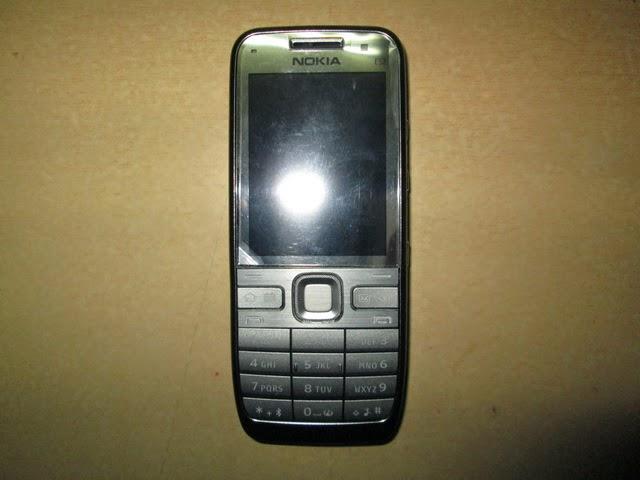Nokia jadul E52