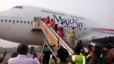 4 pregnant women, 140 other Nigerians return from Libya