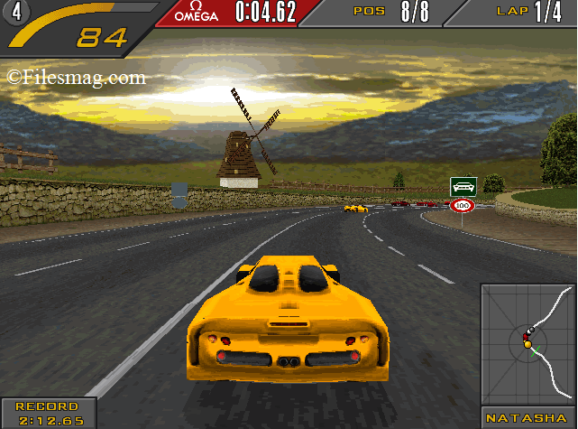 Need For Speed 2 PC Version Free Download