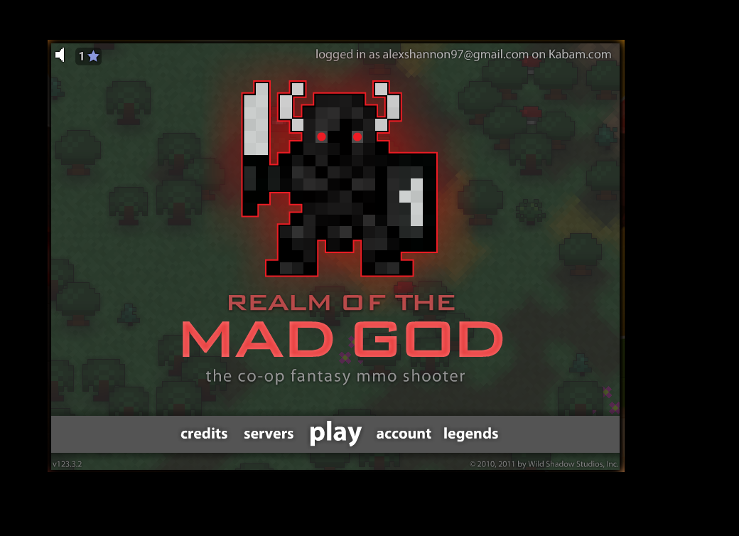 Realm Of The Mad God Full Screen