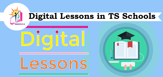 Digital Lessons,TS Smart Schools