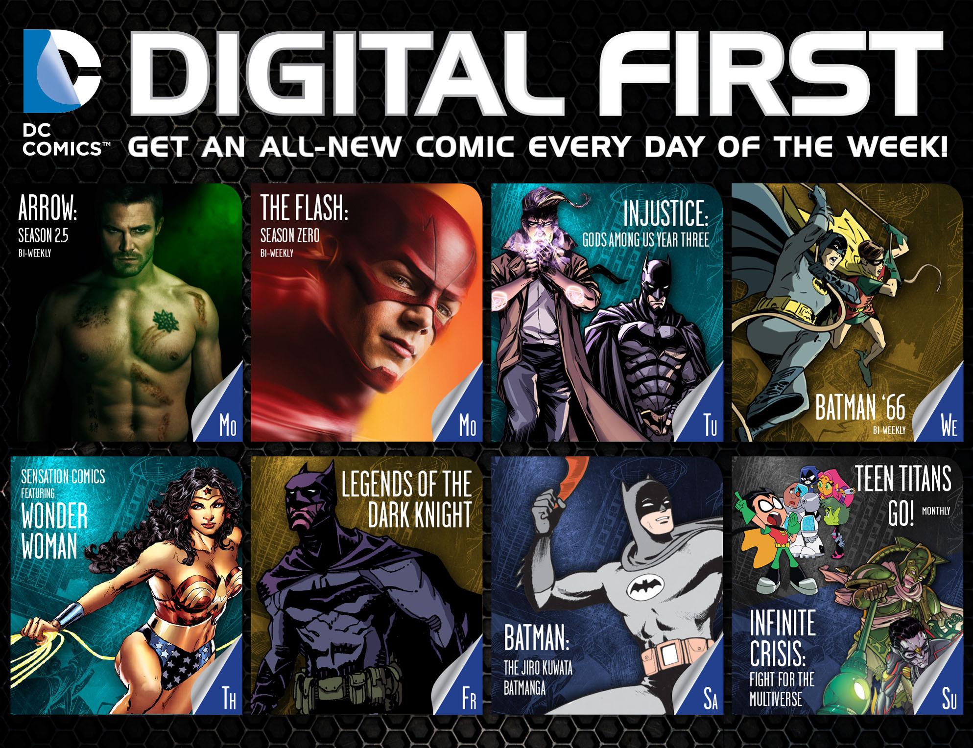Read online Arrow: Season 2.5 [I] comic -  Issue #9 - 23