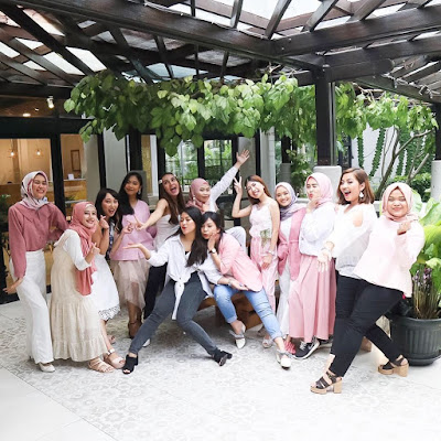 Beberapa waktu lalu aku menghadiri Beauty Gathering bersama  Collection Cosmetics Event With Beauty Journal