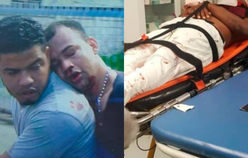 Van tres heridos en incidentes durante las primarias simultáneas