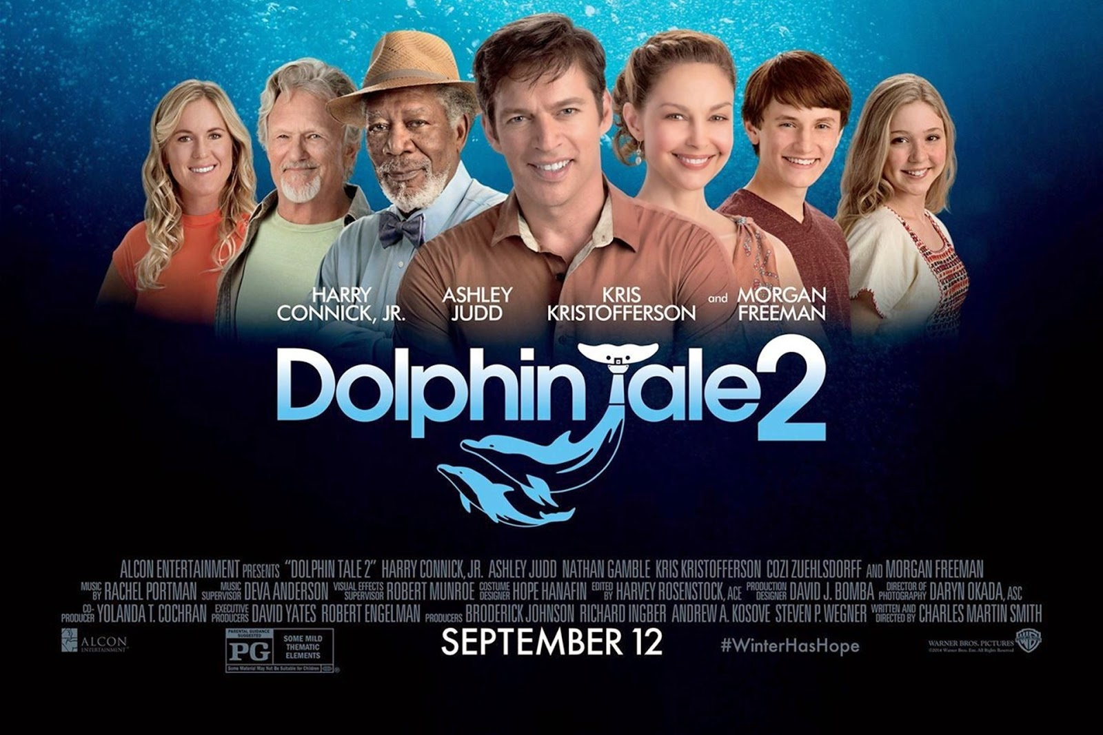 Dolphin Tale 2 (2014)  Προσεχώς ταινιες online seires oipeirates greek subs
